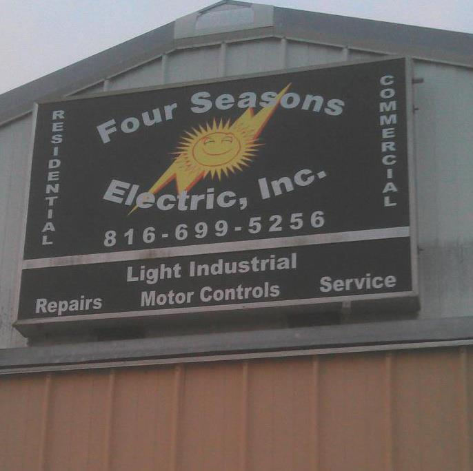 Thank You For Your Interest In Four Seasons Electric Please Consider Us All Electrical Needs See More About What We Offer On Our Service Tab
